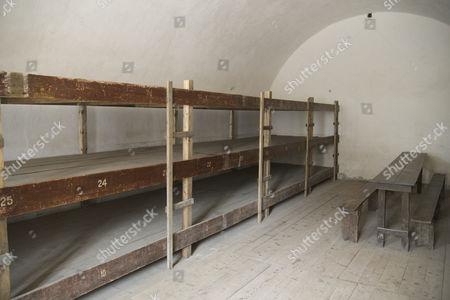 Gestapo prison, prison of the secret state police of Nazi Germany, Terezin, Czech Republic, Europe