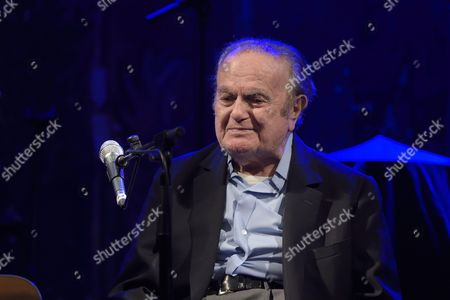Editorial photo of Guy Beart in concert at Le Reservoir, Paris, France - 19 Feb 2015