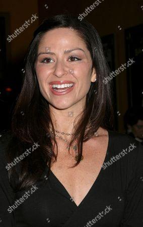 Stock Image of Teresa Strasser