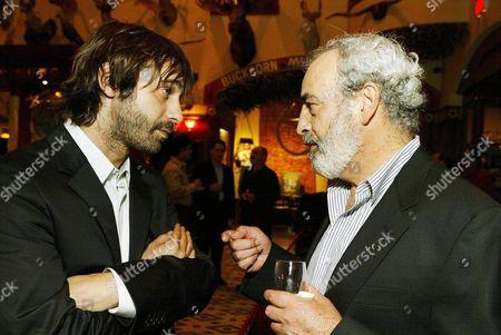 Jordi Molla and Emilio Echevarria