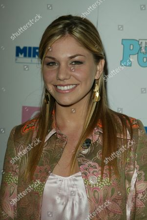 Editorial image of 'ELLA ENCHANTED' FILM PREMIERE, NEW YORK, AMERICA - 28 MAR 2004