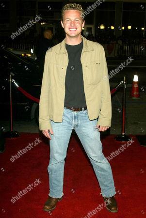 Editorial image of 'WALKING TALL' FILM PREMIERE, LOS ANGELES, AMERICA - 29 MAR 2004