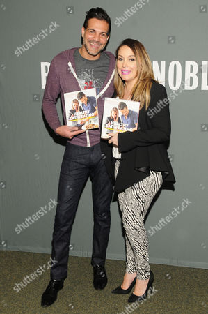 Editorial picture of Angie Martinez promotes her cookbook 'Healthy Latin Eating', New York, America - 26 Feb 2015