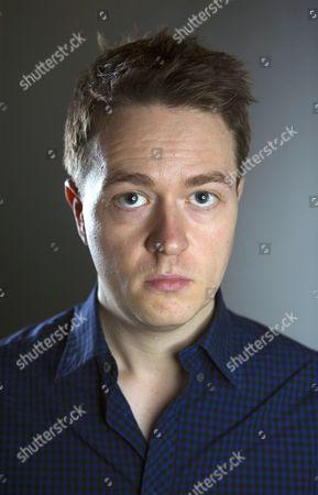 Editorial photo of Johann Hari, Muswell Hill, London, Britain - 01 Dec 2014