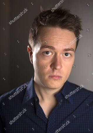 Stock Photo of Johann Hari