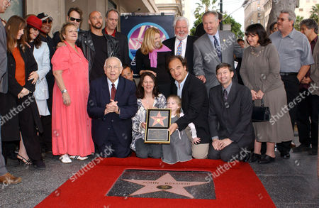 Editorial photo of JOHN BELUSHI HONOURED WITH A POSTHUMOUS STAR ON HOLLYWOOD WALK OF FAME, LOS ANGELES, AMERICA - 01 APR 2004