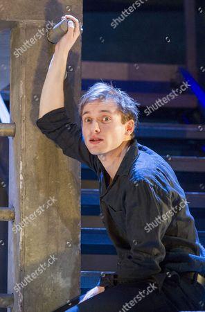Joseph Drake as Romeo