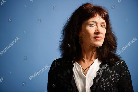 Stock Photo of Nancy Huston