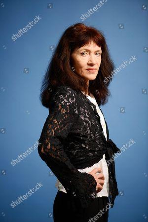 Stock Picture of Nancy Huston
