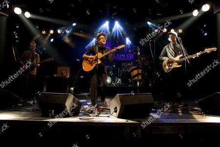 The British singer-songwriter Josh Weller live at the Schueuer, Lucerne, Switzerland