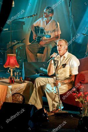 ''Das letzte Einhorn'', Van Lange, In Extremo, live, Hamburg, Germany