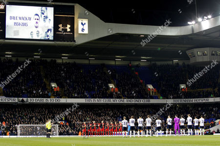 Tributes are being paid to late Tottenham player Dave Mackay