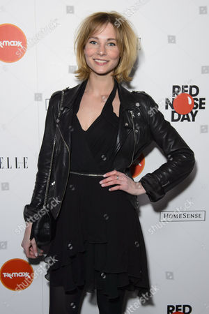 Editorial image of TK Maxx Red Nose Day Cocktail Party, London, Britain - 04 Mar 2015