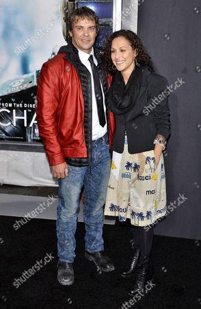 Editorial image of 'Chappie' film premiere, New York, America - 04 Mar 2015