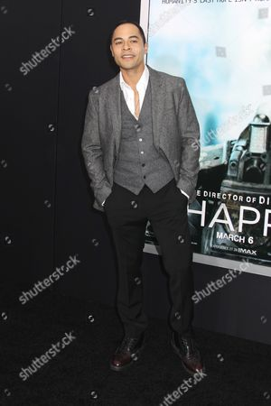 Editorial picture of 'Chappie' film premiere, New York, America - 04 Mar 2015