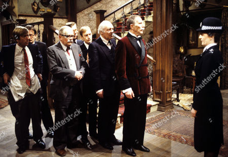 Editorial image of 'Unnatural Causes' Series 1 - Ladies' Night - TV Programme. - 06 Dec 1986