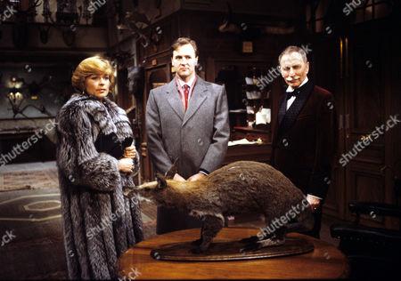 Editorial photo of 'Unnatural Causes' Series 1 - Ladies' Night - TV Programme. - 06 Dec 1986