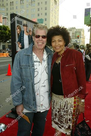 Ron and Opal Perlman