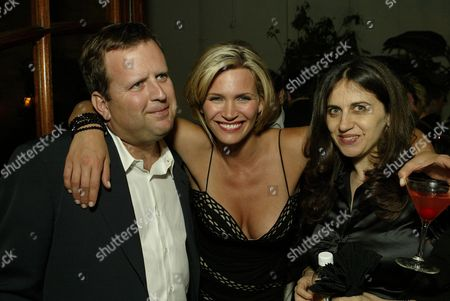 David Willis, Natasha Henstridge & Nina Willis