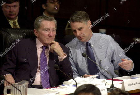 Commissioners John F Lehman and Timothy J Roemer