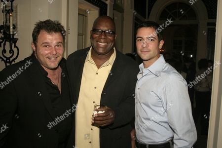 Jeremy Ratchford, Thom Berry and Danny Pino