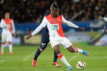 Elderson Echiejile of Monaco