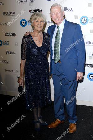 Bob Wilson and wife Megs Wilson