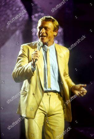 David Christie, CANNES, FRANCE - JAN 1983