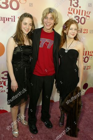 Alexandra Kyle, Alex Black & Renee Olstead