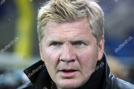 Former professional soccer player Stefan Effenberg, Sinsheim, Baden-Wuerttemberg, Germany, Europe