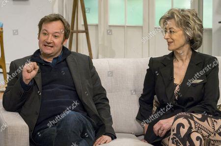 James Dreyfus and Maureen Lipman