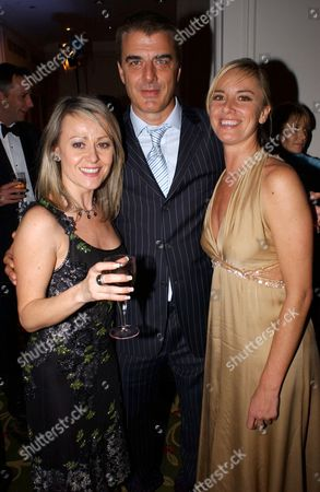 CHRIS NORTH AND TAMZIN OUTHWAITE (R)