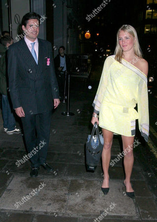 Anita Patrickson and boyfriend