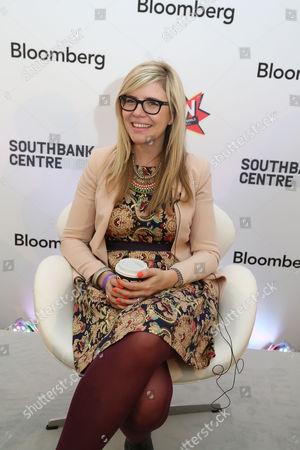 Emma Barnett from The Telegraph