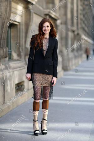 Stock Picture of Stephanie La Cava