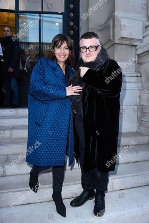 Editorial photo of Jeanne Lanvin Retrospective, Autumn Winter 2015-2016, Paris Fashion Week, Paris, France - 06 Mar 2015