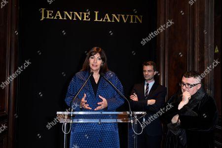 Editorial image of Jeanne Lanvin Retrospective, Autumn Winter 2015-2016, Paris Fashion Week, Paris, France - 06 Mar 2015