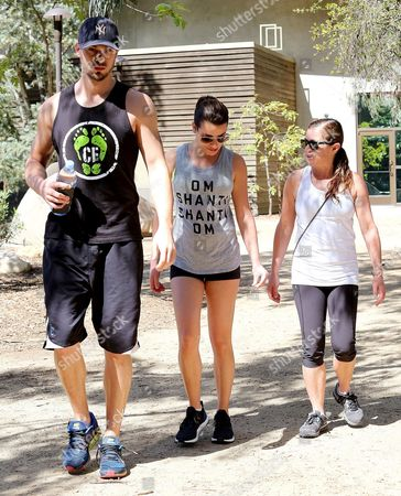 Editorial picture of Lea Michele out and about, Los Angeles, America - 07 Mar 2015