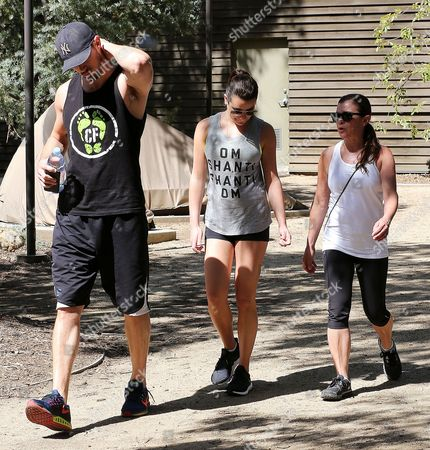 Editorial image of Lea Michele out and about, Los Angeles, America - 07 Mar 2015