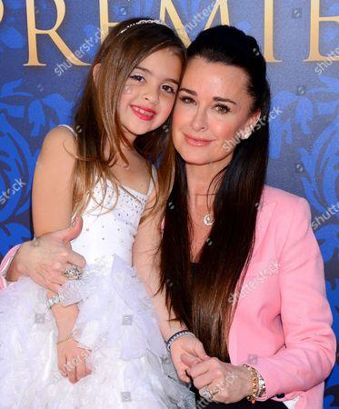 Kyle Richards and daughter Portia Umansky