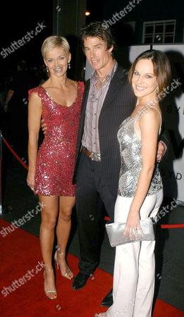 JESSICA ROWE, Ronn Moss AND NATASHA BELLING