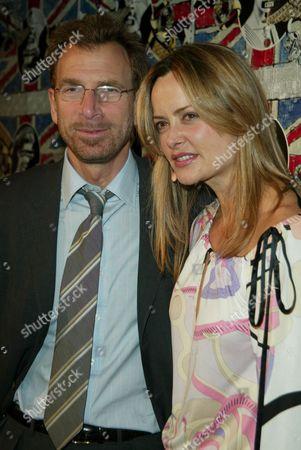 Edgar Bronfman Jr. and Clarissa Bronfman
