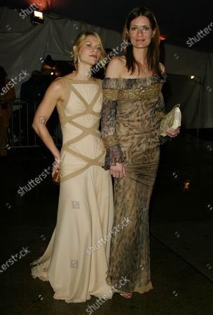 Claire Danes and Plum Sykes