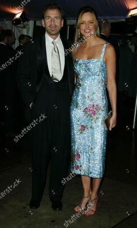 Edgar Bronfman, Jr. and Wife
