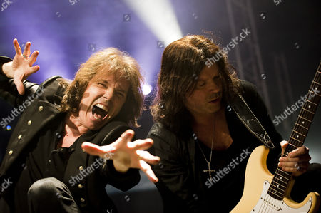 Joey Tempest, John Leven