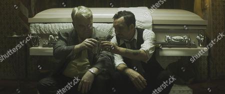'God's Pocket'- 2014  Philip Seymour Hoffman, Eddie Marsan