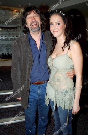 Stock Photo of TREVOR NUNN AND SAMANTHA WHITTAKER