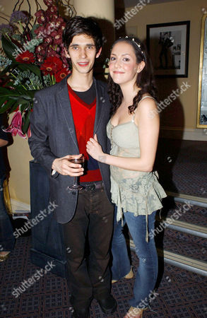 Stock Picture of BEN WHISHAW AND SAMANTHA WHITTAKER