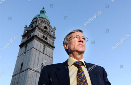 Sir Richard Sykes, Rector of Imperial College, London - 09 JAN 2004