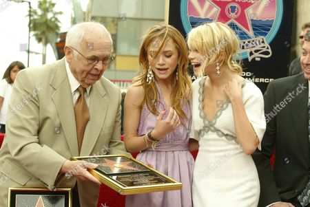 Johnny Grant, Mary-Kate and Ashley Olsen